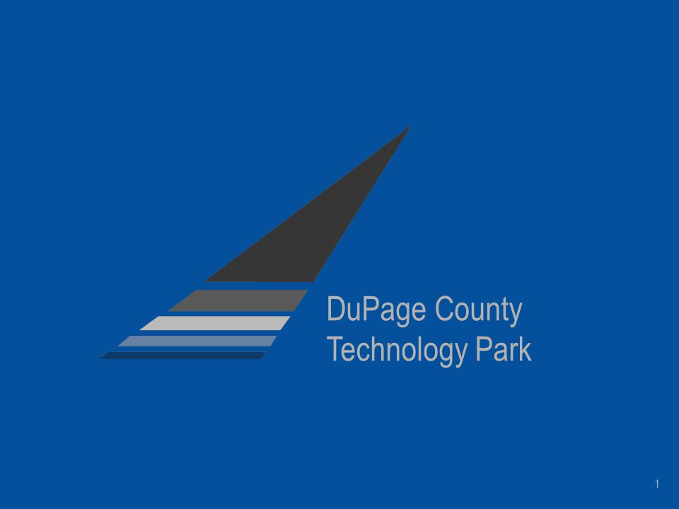 1 DuPage County Technology Park