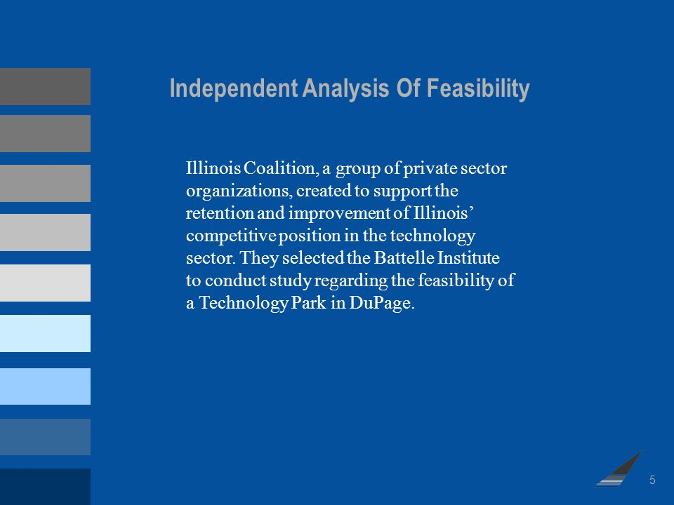 Illinois Coalition, a group of private sector organizations, created to support the retention and improvement of Illinois competitive position in the