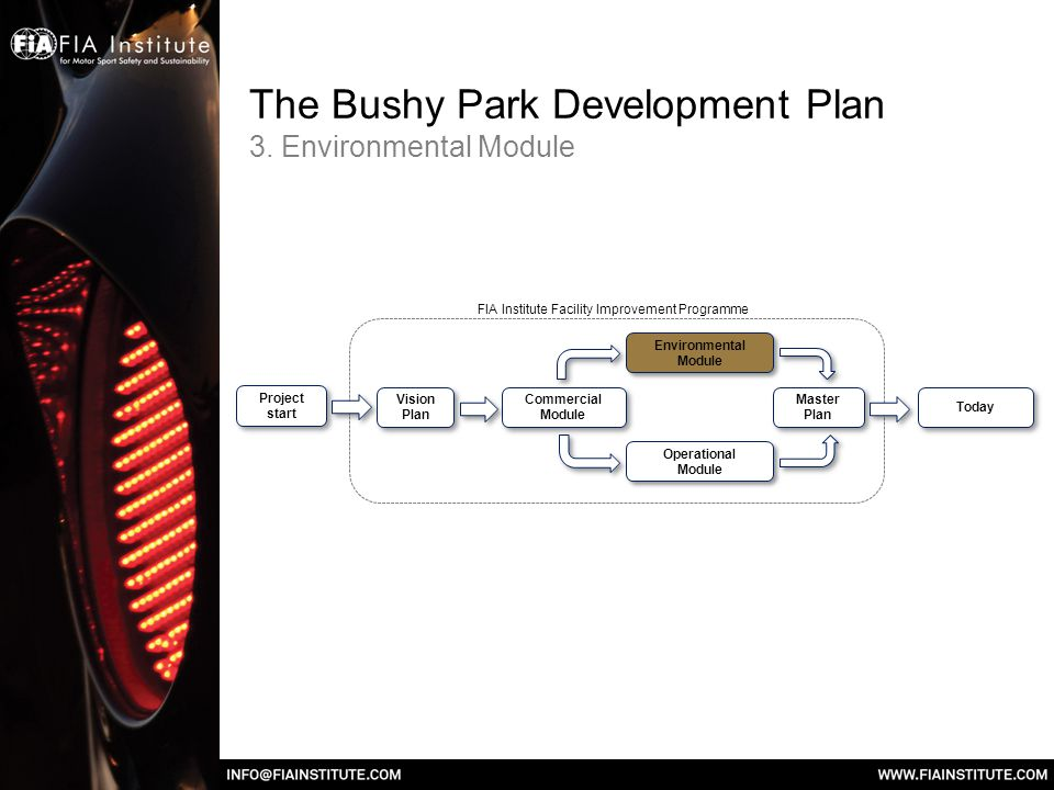 The Bushy Park Development Plan 3.