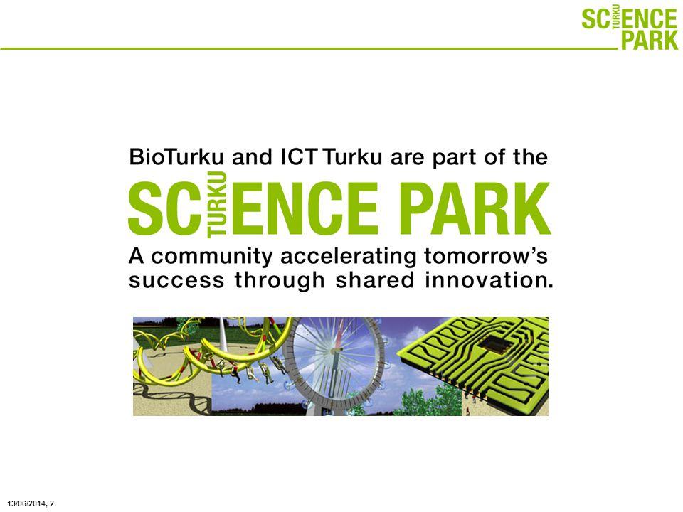 13/06/2014, 33 SCIENCE PARK CONCEPT CoE Programme