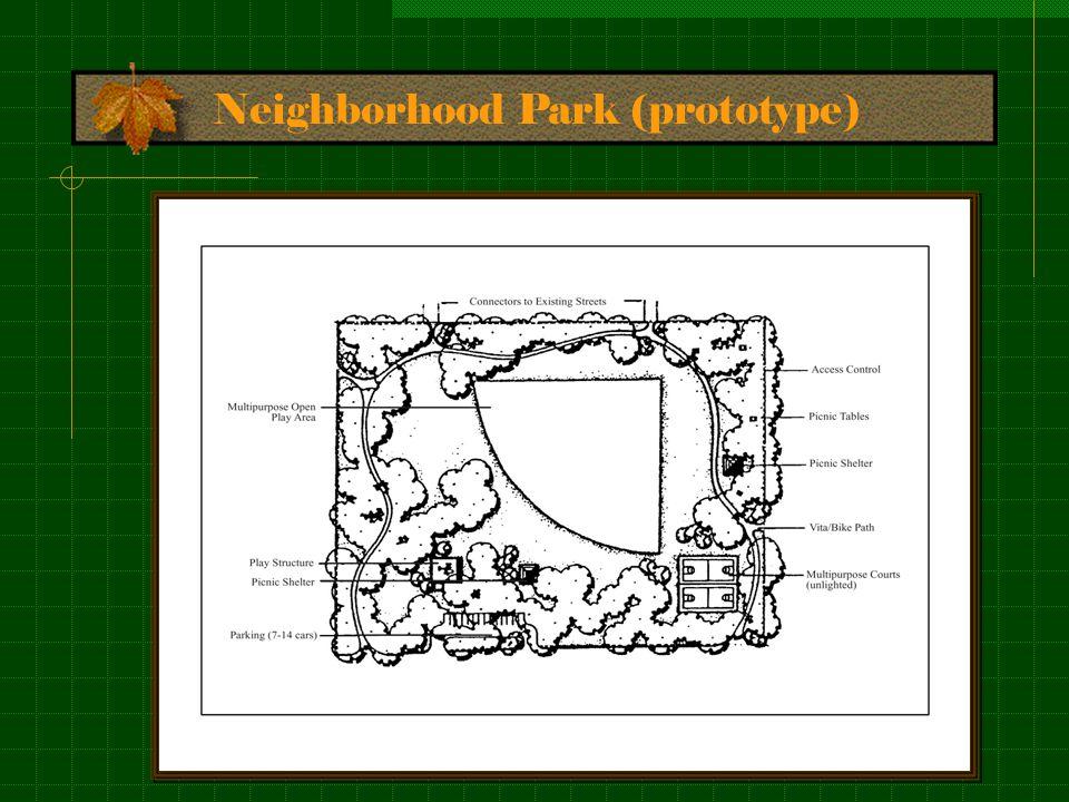 Neighborhood Park (prototype)