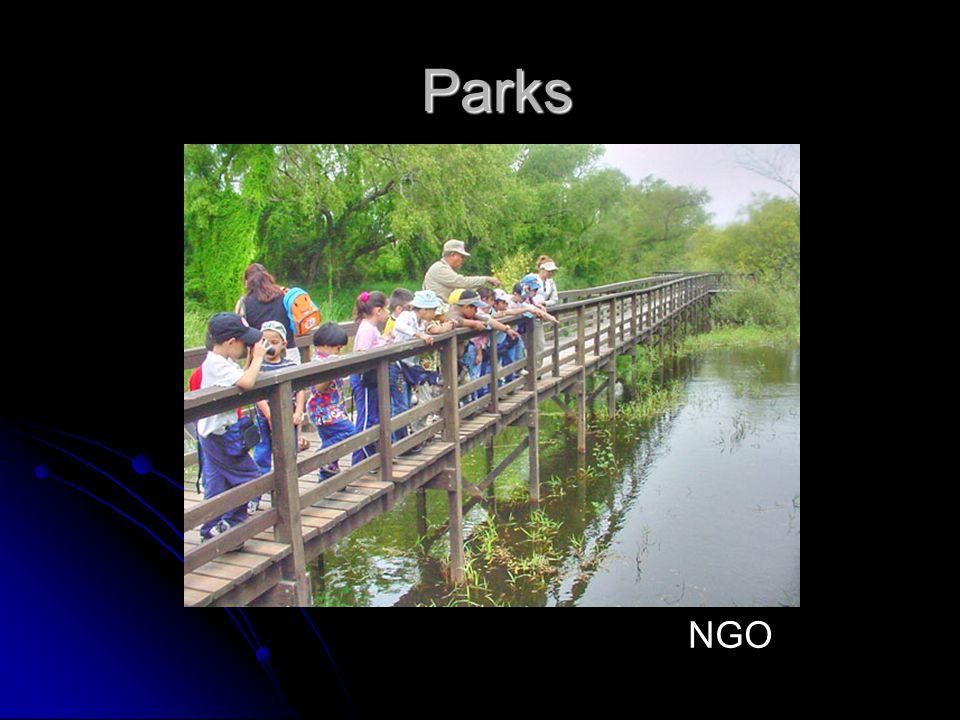 Parks Parks NGO