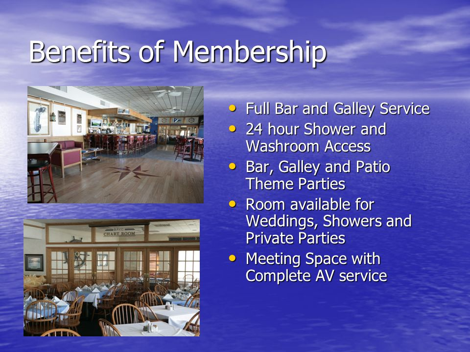 Benefits of Membership - Continued On The Wind Monthly Club Newsletter On The Wind Monthly Club Newsletter Womens Auxiliary Womens Auxiliary Educational Programs Educational Programs Annual Club Membership Directory Listing Annual Club Membership Directory Listing Club Directory Advertising Opportunities Club Directory Advertising Opportunities