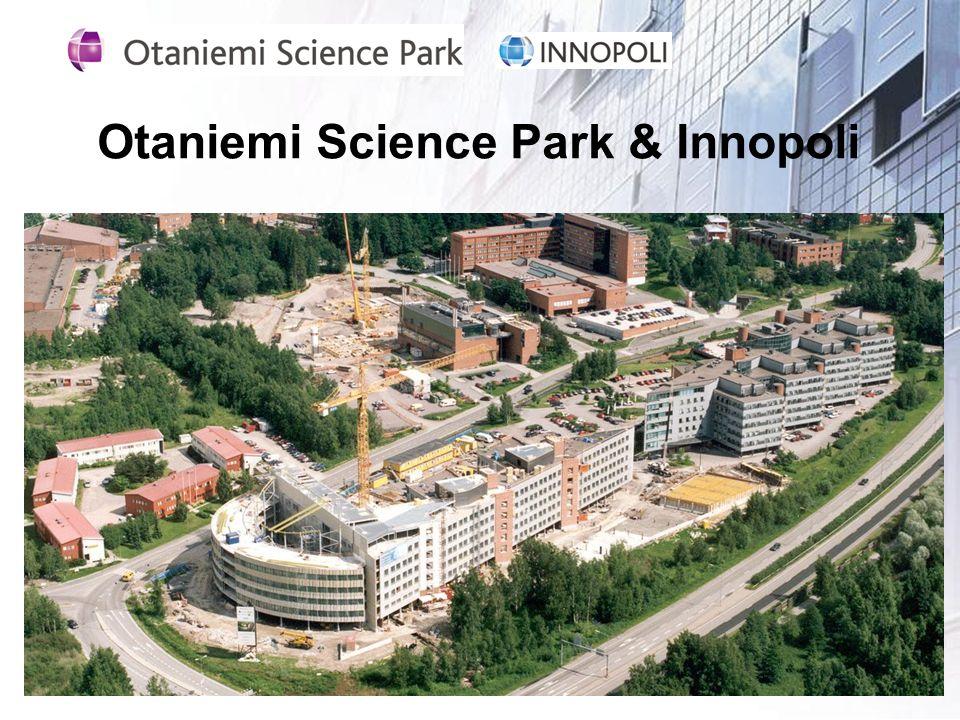 Otaniemi Science Park & Innopoli