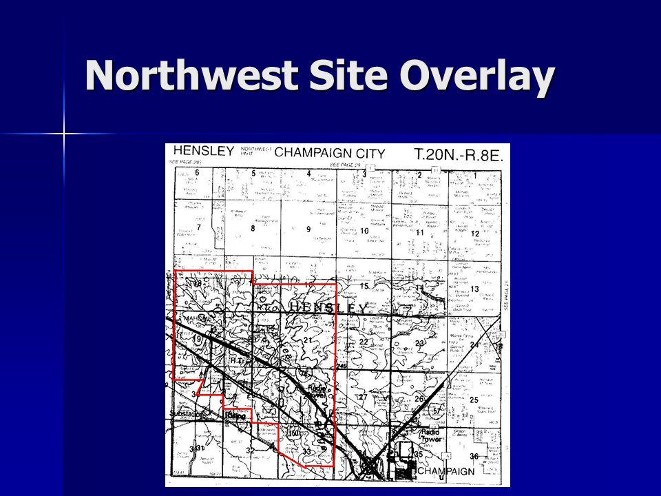 Northwest Site Overlay