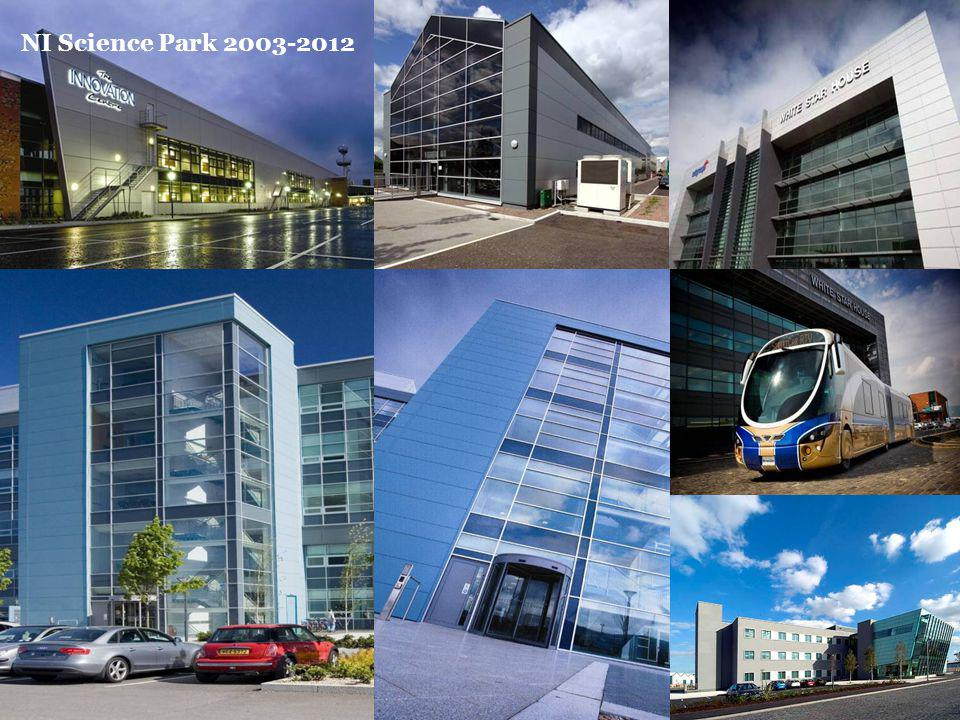 NI Science Park 2003-2012 ECIT Queens University