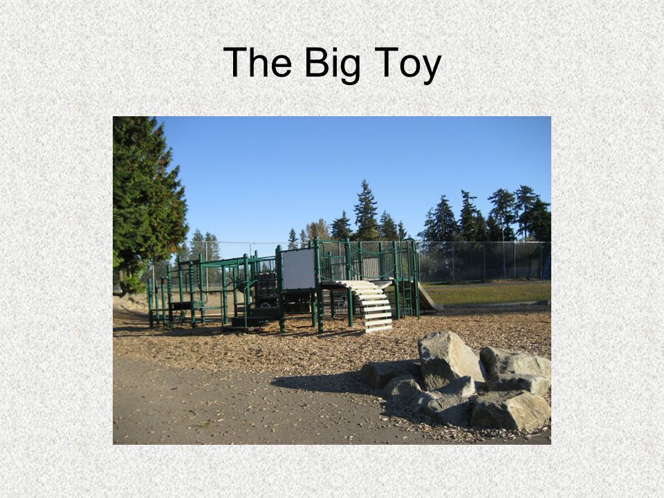 The Big Toy