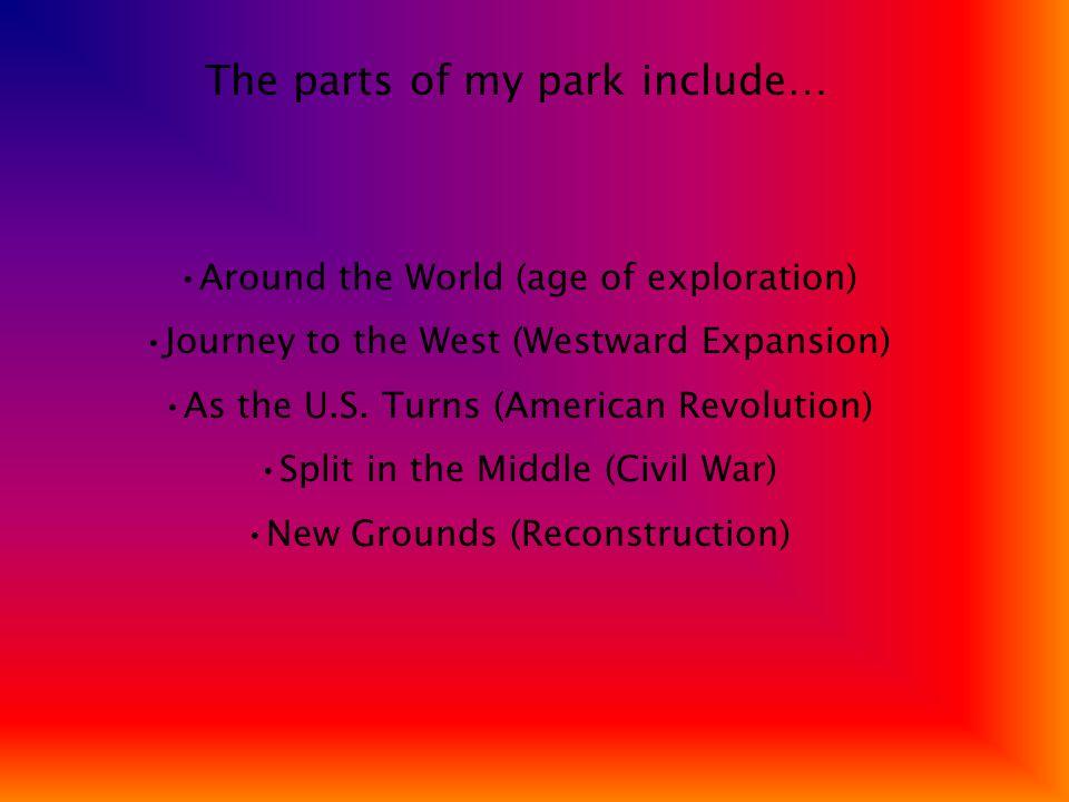 American History Thrills of Adventure