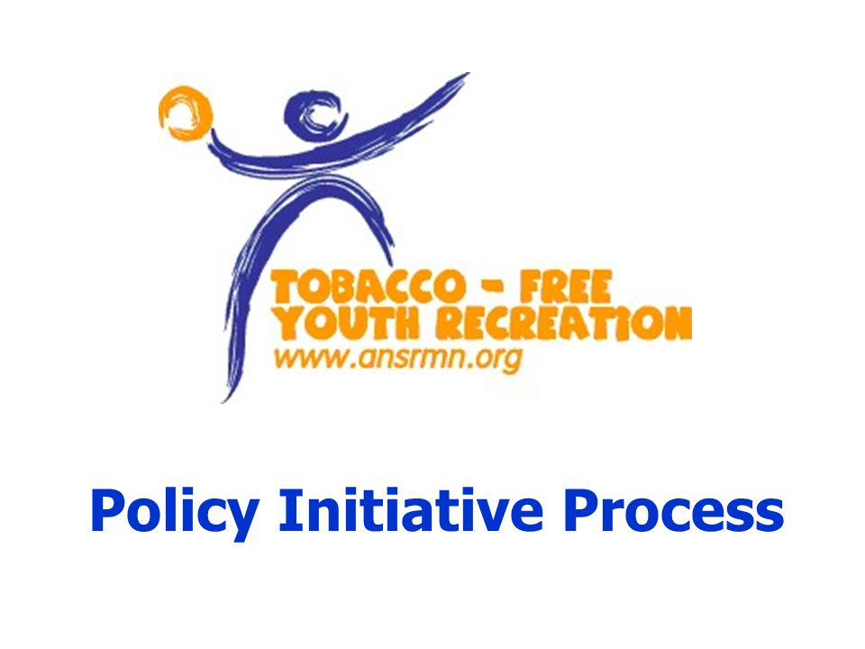 Policy Initiative Process