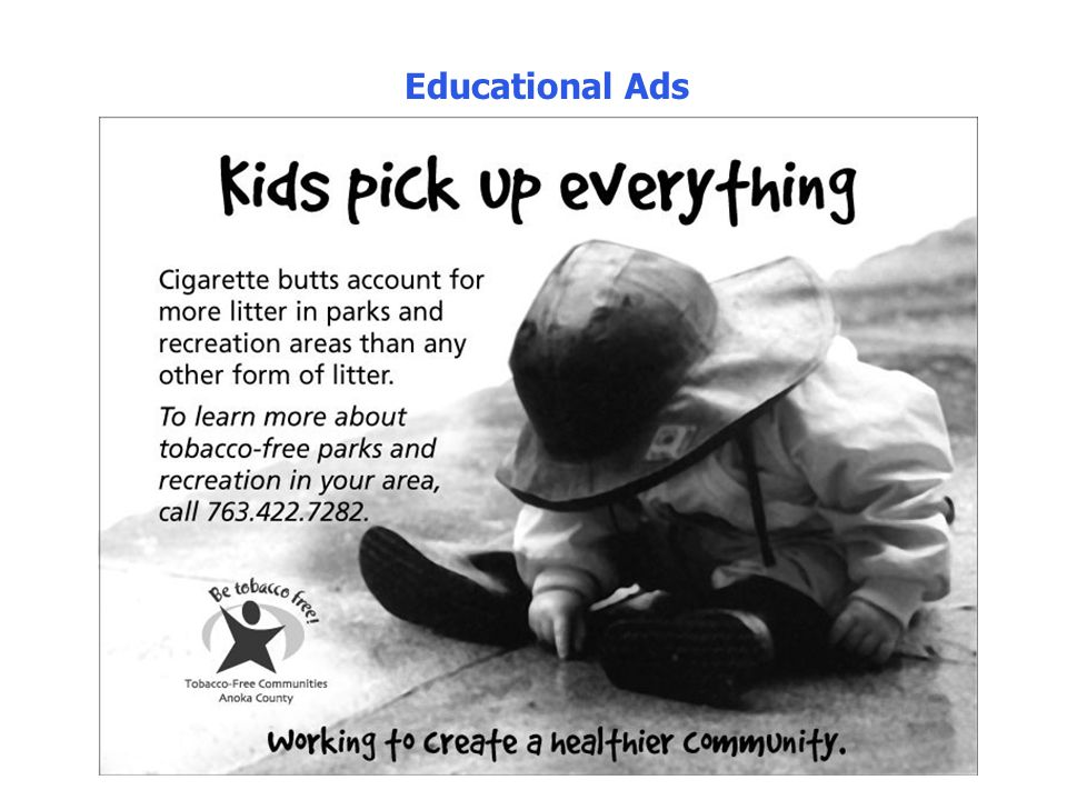 Educational Ads