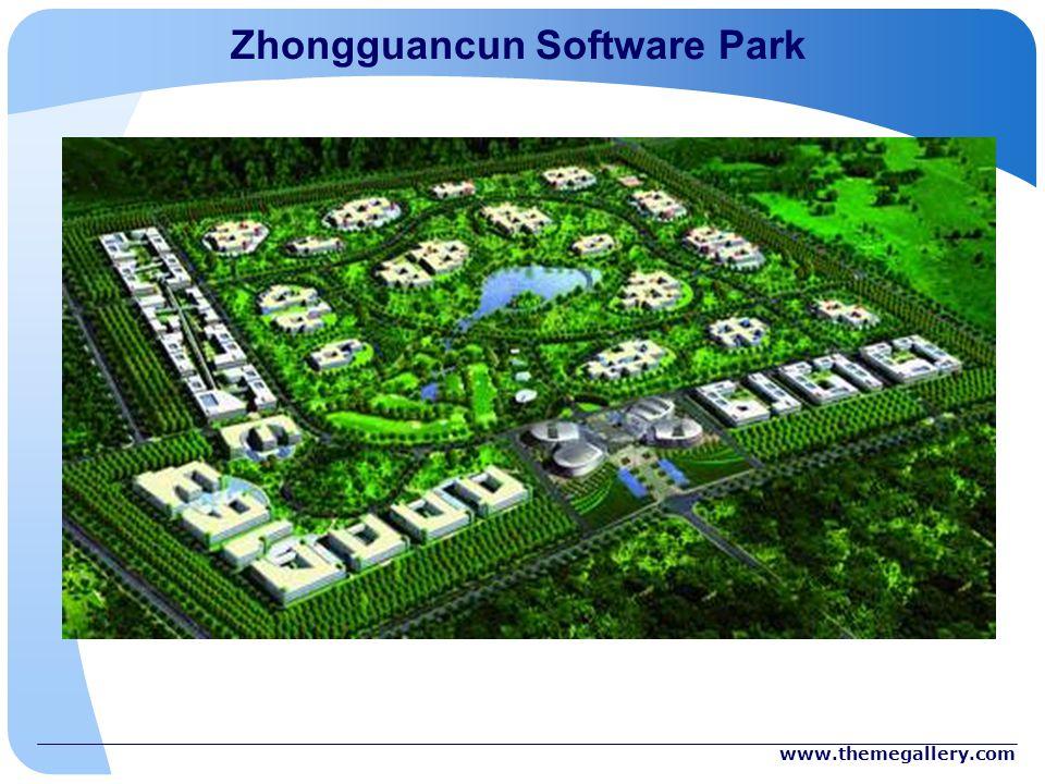 www.themegallery.com Zhongguancun Software Park