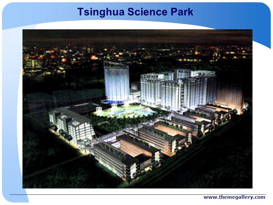 www.themegallery.com Tsinghua Science Park