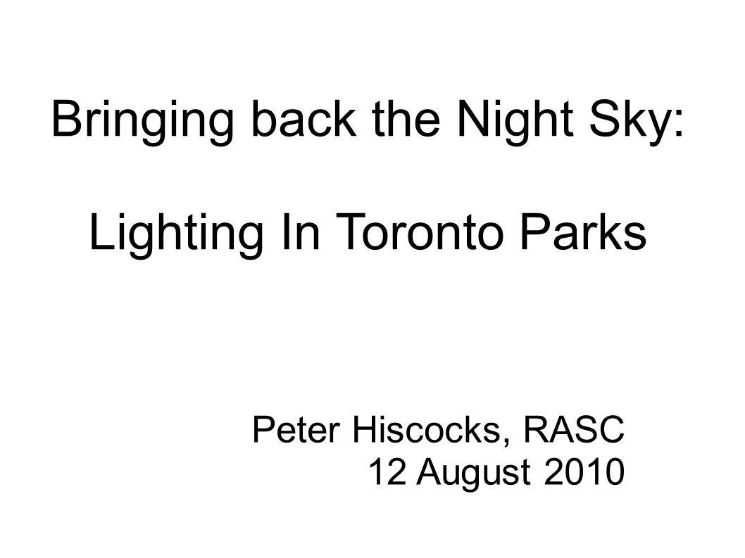 Chicago Study on Lighting and Crime