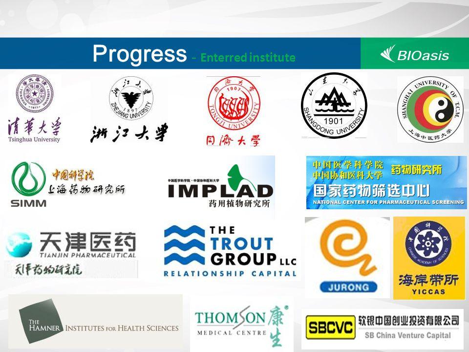 Progress Enterred institute