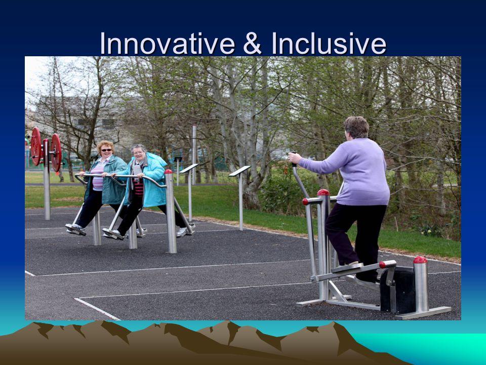 Innovative & Inclusive