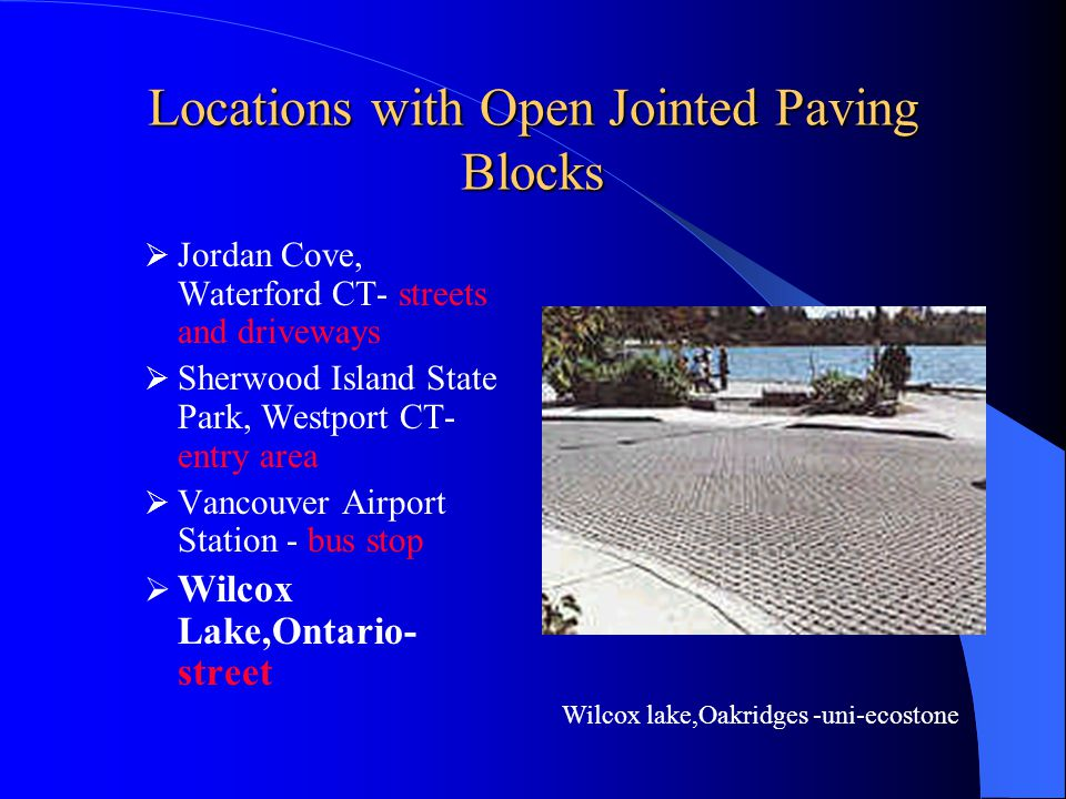 Open Celled Paving Grids hollow concrete paving blocks joined together in an interlocking manner