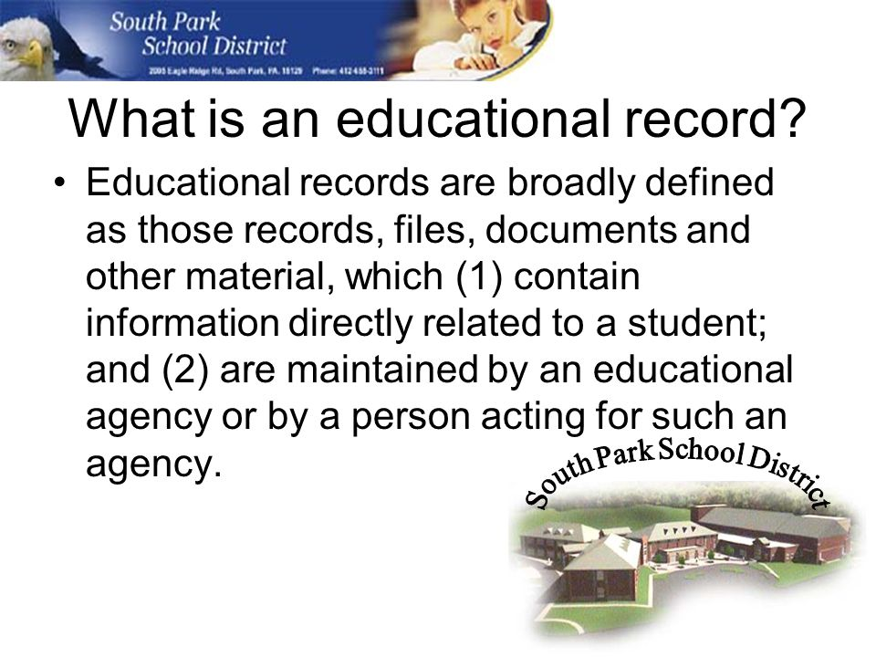 Question 3 True- Unless there is a legally binding document such as a court order, revoking the rights of a parent to have access to records, school districts are required to provide both parents access to records.