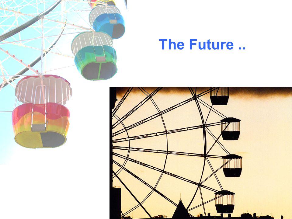 The Future..