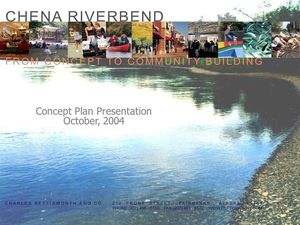 Concept Plan Presentation October, 2004