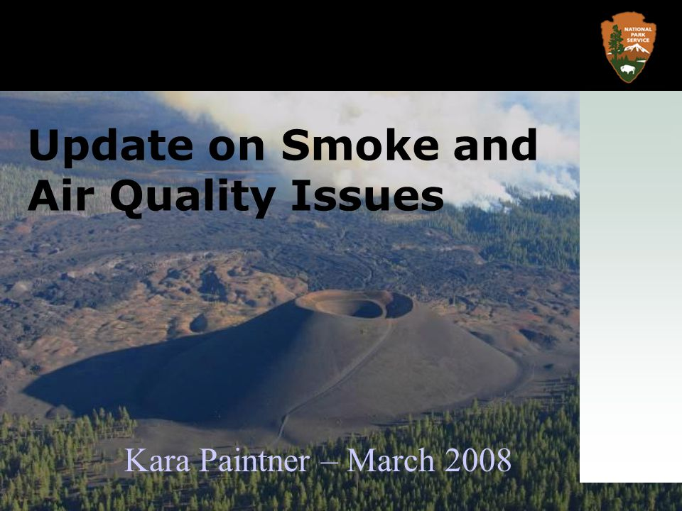 Interim Policy for Air Quality from Prescribed and Wildland Fire (1998) Air quality and visibility impacts from fires managed for resource benefits should be treated equitably with other source impacts.