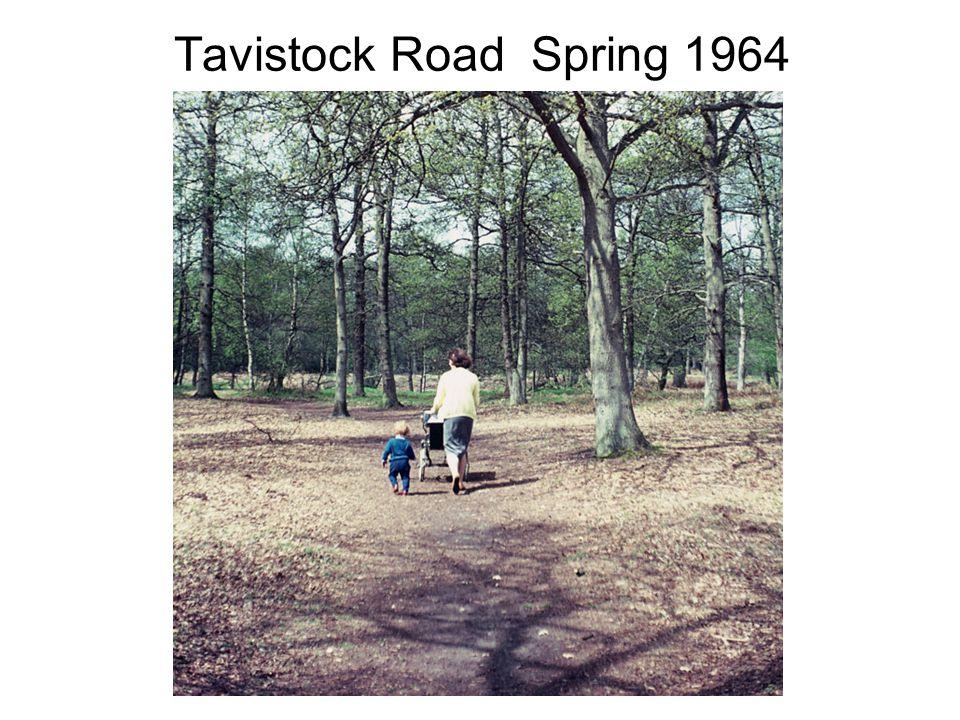 Tavistock Road Spring 1964