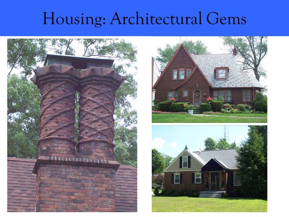 Housing: Architectural Gems