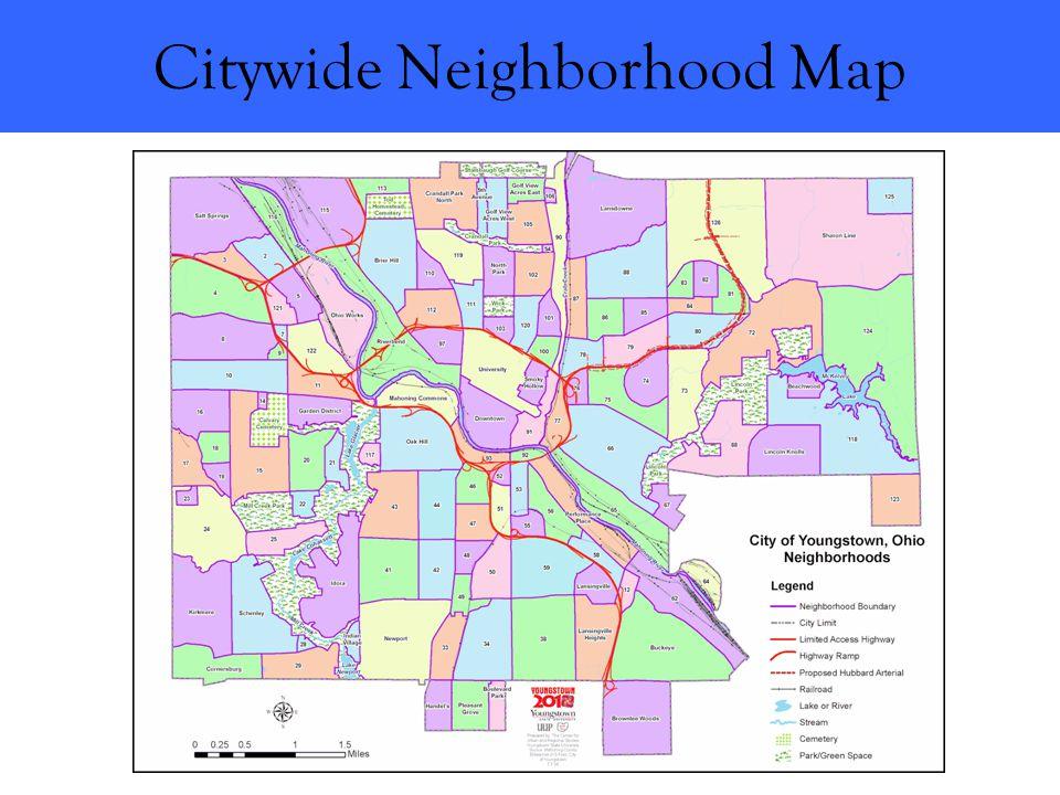 Citywide Neighborhood Map