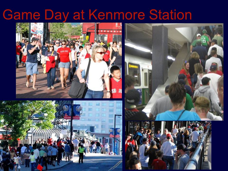 18 Game Day at Kenmore Station