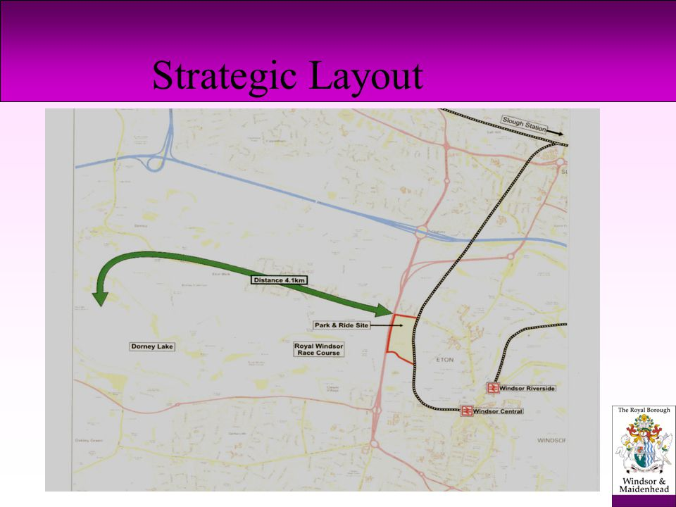 Strategic Layout