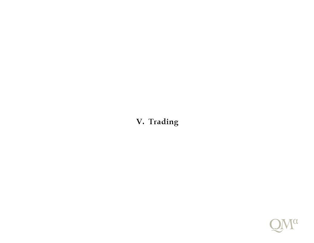 V. Trading
