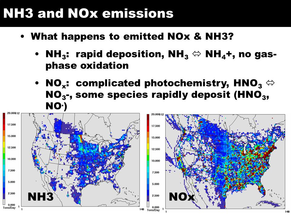 2006 v. 2012 NOx emissions in UBAQS