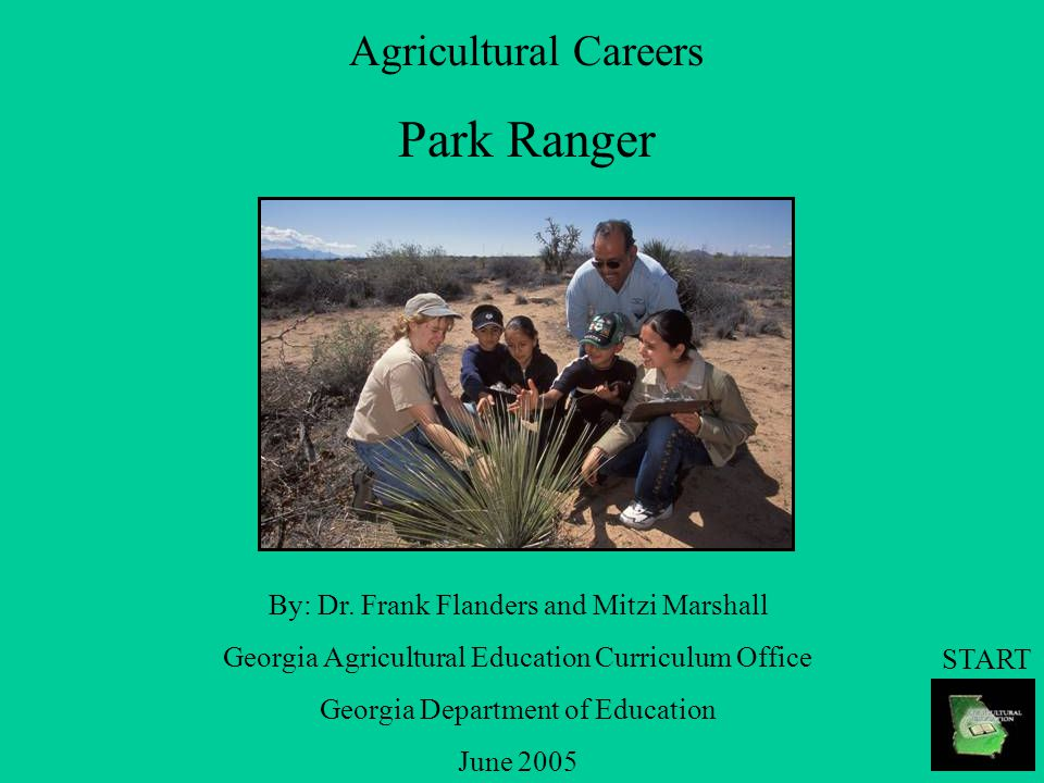What does a Park Ranger do.