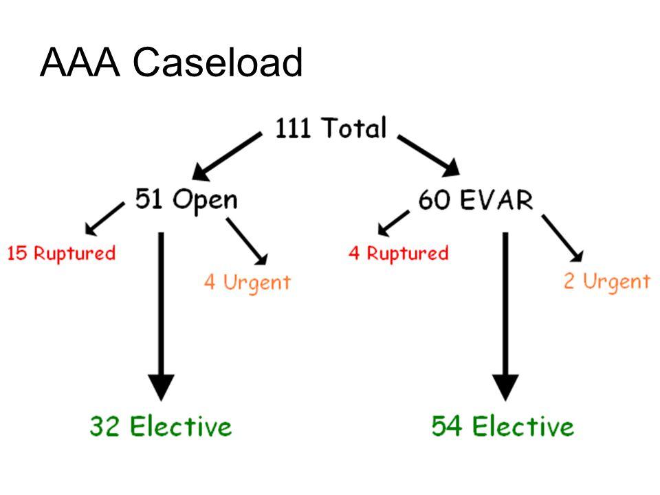 AAA Caseload
