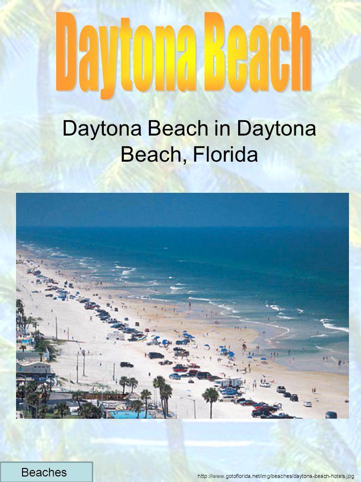 Daytona Beach in Daytona Beach, Florida http://www.gotoflorida.net/img/beaches/daytona-beach-hotels.jpg Beaches