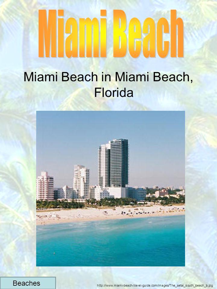 Miami Beach in Miami Beach, Florida http://www.miami-beach-travel-guide.com/images/The_setai_south_beach_b.jpg Beaches
