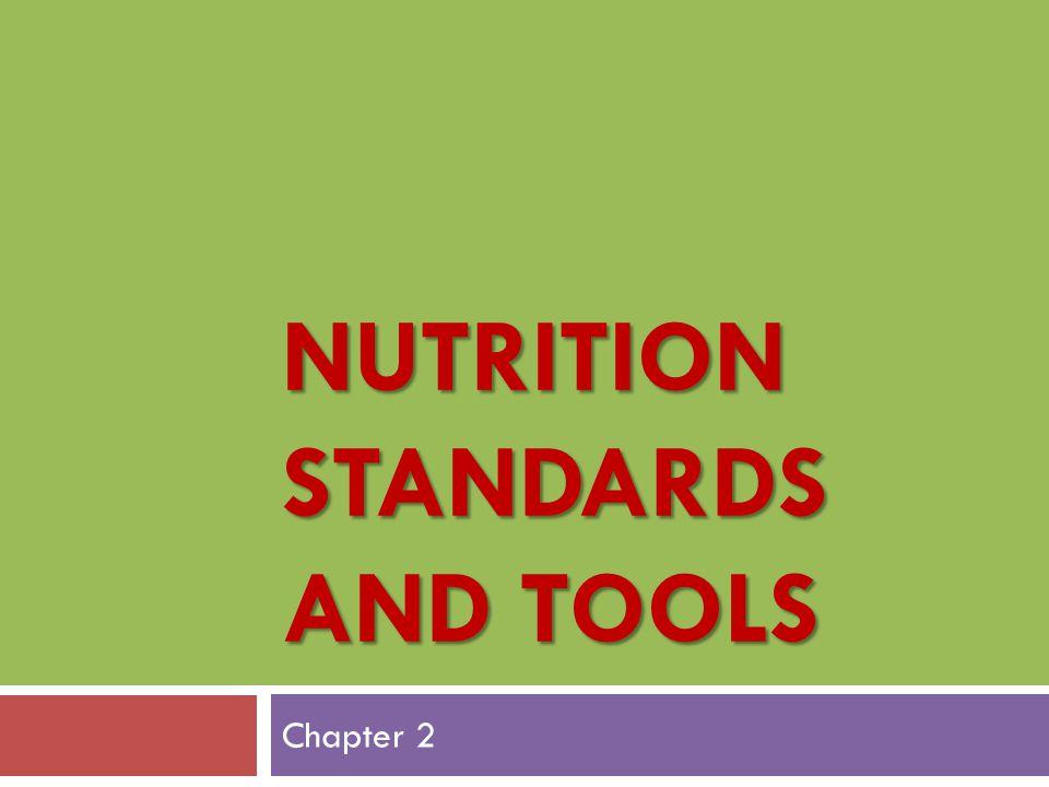 Nutrient Content Claims