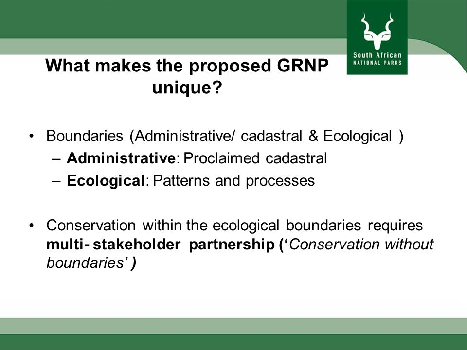 What makes the proposed GRNP unique.
