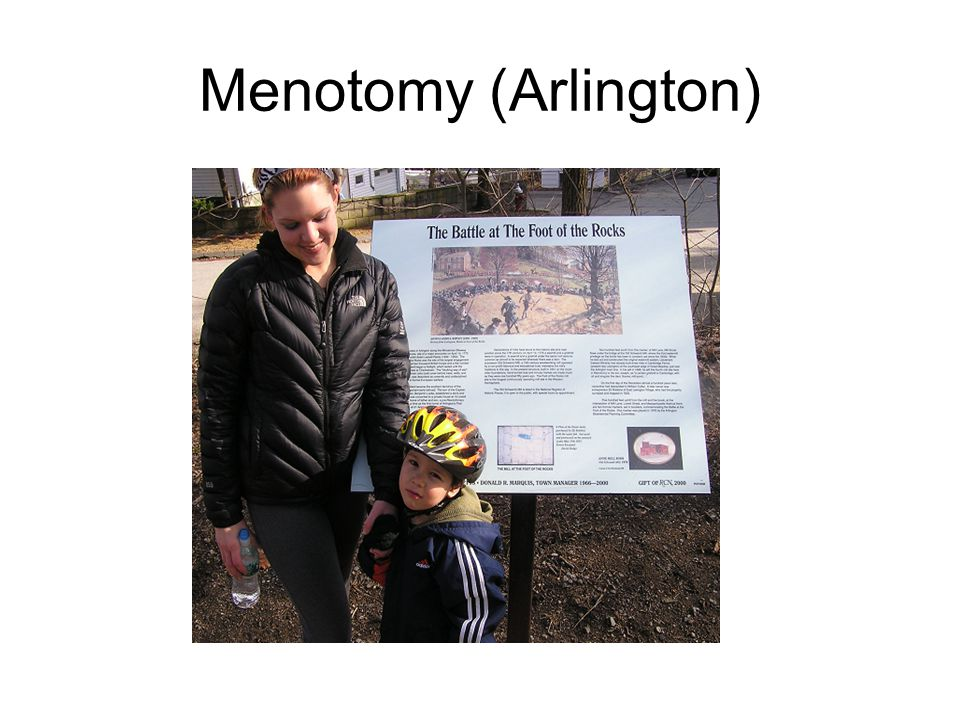 Menotomy (Arlington)