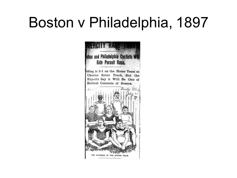 Boston v Philadelphia, 1897