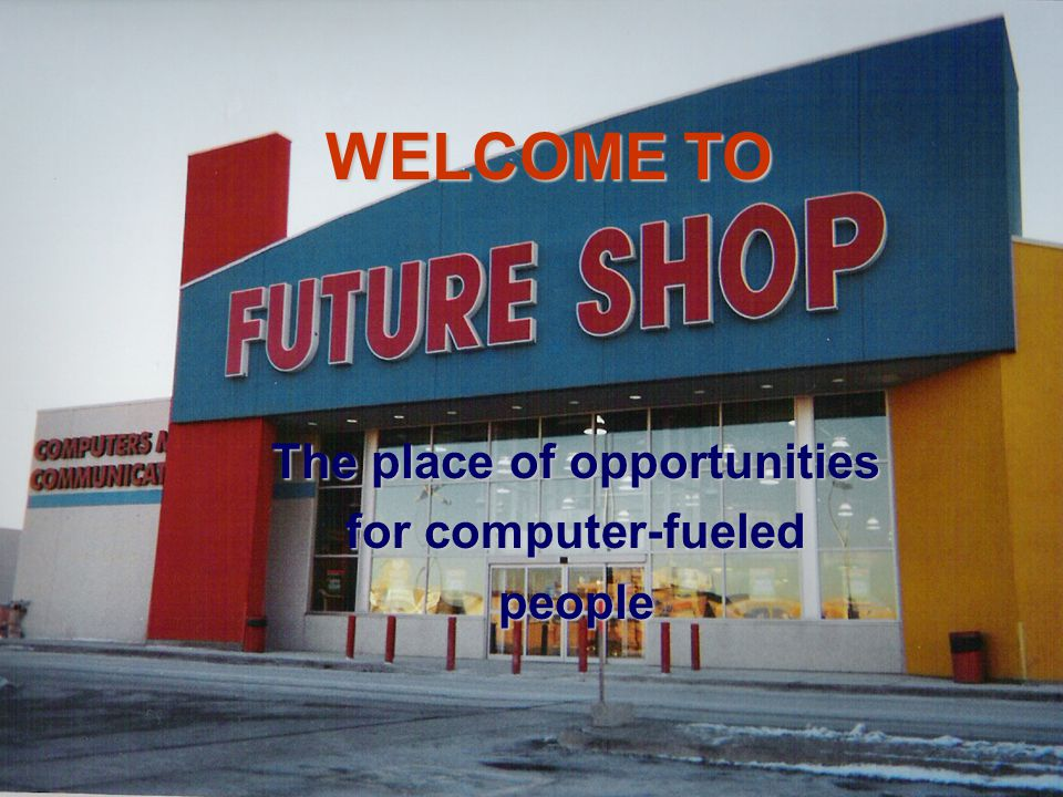 WELCOME TO The place of opportunities for computer-fueled people