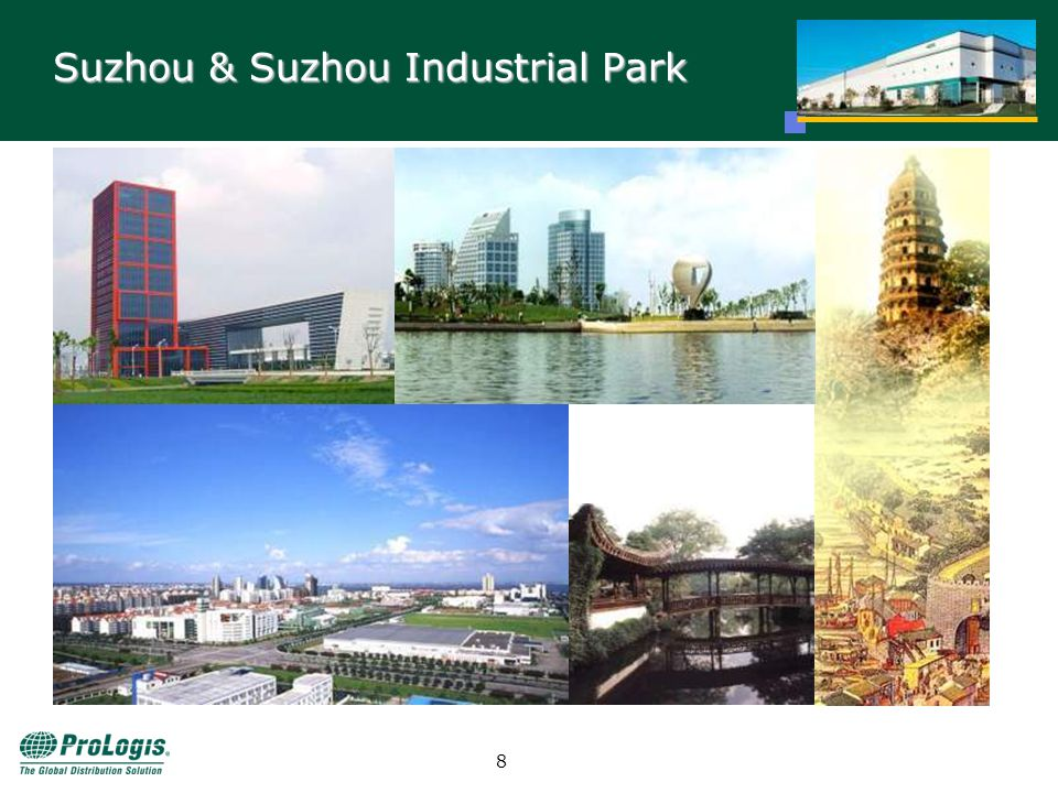 7 Geographic Location - Suzhou