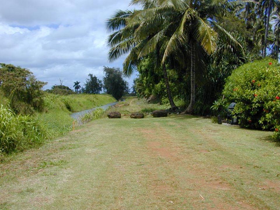 Lydgate Park to Lihi ParkKe Ala Hele Makalae Phase III Pathways Project 67 Wailua Beach Area