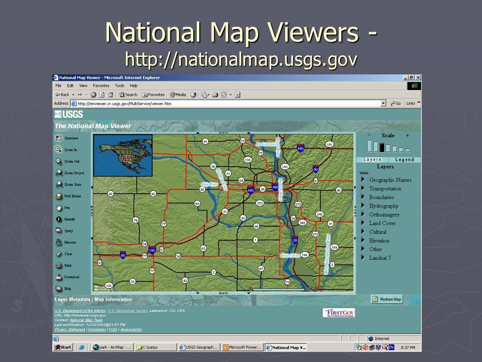 Obtaining the Data cont Nebraska Natural Resources Data Clearinghouse Nebraska Natural Resources Data Clearinghouse Search by Category Search by Category Only Nebraska Data Only Nebraska Data Downloaded Sets Downloaded Sets Detailed Road File (U.S Census TIGER) Detailed Road File (U.S Census TIGER) Sarpy Co.