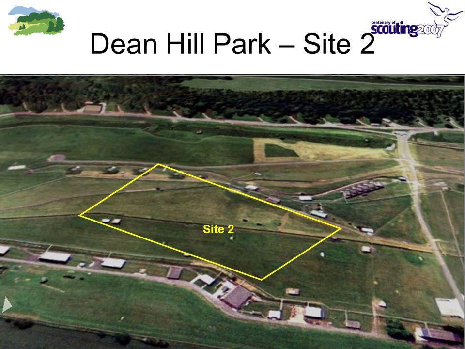 Dean Hill Park – Site 2 Site 2