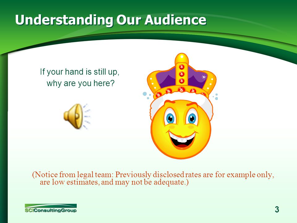 2 Understanding Our Audience Does your agency currently receive Quimby in-lieu fees for land acquisition.