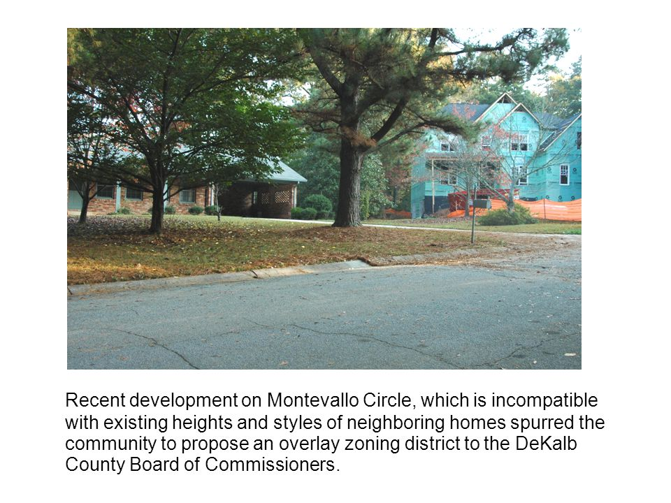 In Closing… The proposed overlay zoning district will preserve the character of our community and improve property values.