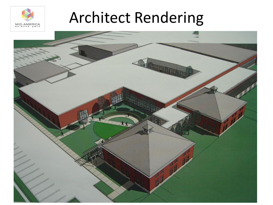 Architect Rendering
