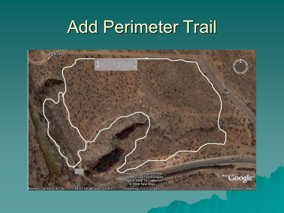 Add Perimeter Trail