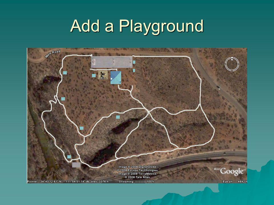 Add a Playground