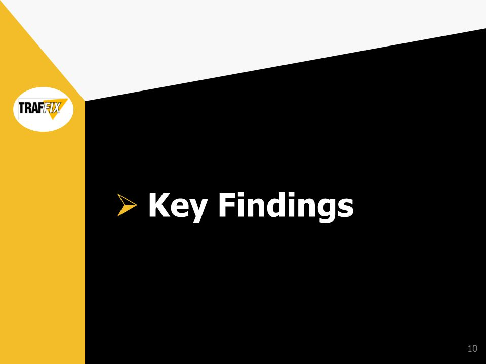 10 Key Findings